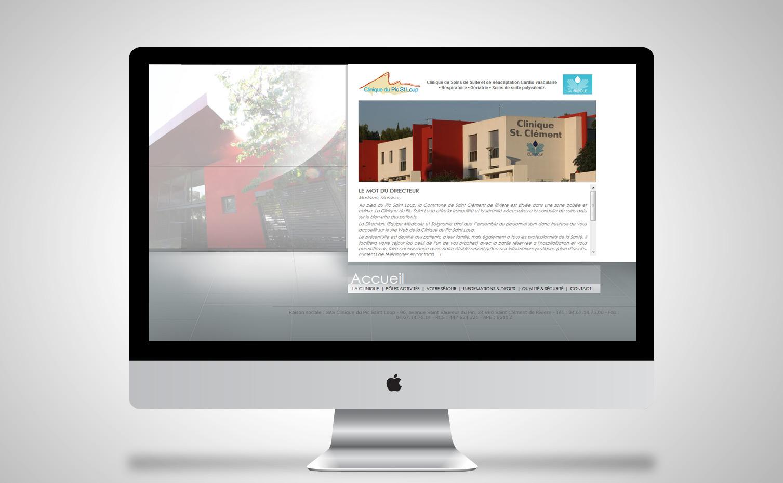clinique pic saint loup madein. Black Bedroom Furniture Sets. Home Design Ideas